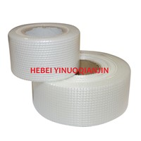 8X8 Self Adhesive Fiberglass Drywall Joint Mesh Tape