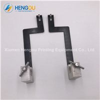 4 Pairs China Post Free Shipping Heidelberg Printing Spare Parts Length 22.5cm Sheet Separator with Axle