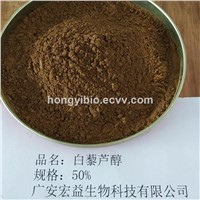 Herbal Plant Extract Polygonum Cuspidatum Extract Resveratrol for Food Additives, Beverage, Healthcare Product
