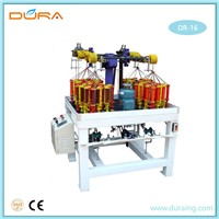 16 Spindle High Speed Lace Braiding Machine for Shoelace Making