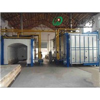 30 Cubic Meters Shuttle Kiln Which Adopts the Technology of Three Countries