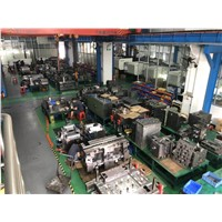 China Aumotive Plastic Injection Molding