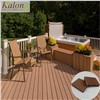 Water Proof Anti Slip Garden WPC Decking