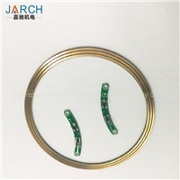 Drawing for Ref. IP00, ID 100mm, OD 113mm PCB Slip Ring