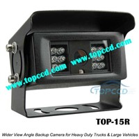 Heavy Duty Mobile Vision Safety Rear View Safety CCD Camera from Topccd (TOP-15R)