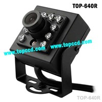AHD/HD 960P/1080P CCTV Hidden Car Camera with IR Night Vision from Topccd (TOP-640R)
