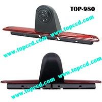 Mercedes Sprinter Van Third Brake Light Backup Camera from Topccd (TOP-980)