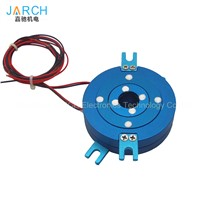 through Hole 10a Electric Swivel Slip Ring Rotary Joint Electrical Connector