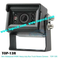 Waterproof IP69K Bus Truck Aftermarket Revers Camera from Topccd (TOP-13R)