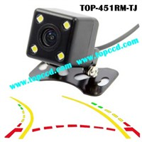 Car Assistance Trajectory Reversing Backup Camera from Topccd (TOP-451RM-TJ)