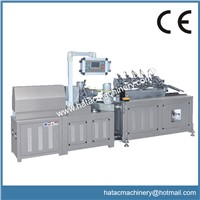 High Precision Paper Tube Cutting Machine, High Production Paper Straw Making Machine