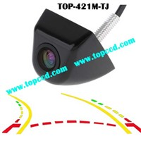 Intelligent Trajectory Car Rear View Backup Camera from Topccd (TOP-421M-TJ)