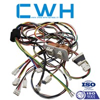 Factory Auto Car Electrical Wiring Harness for Different Audio Brands