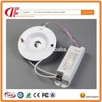 Good Quality 3W Emergency Ceiling Light, Emergency Funcion 3hours Battery Backup Light for Fire Escaping