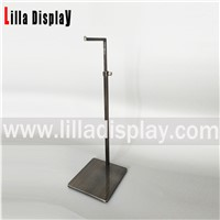 Lilladisplay-Bronze Color Handbag Display Holder Shopping Bag Display Stand In Shop BDR12