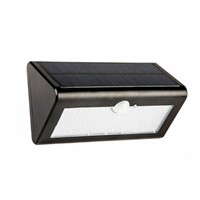 Solar Power PIR Motion Sensor LED Wall Light Outdoor Garden Light Waterproof