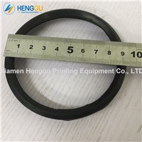 Available Offset GTO MO Roland Printing Parts Dusting Cup Seals Black Dusting Cup 93mm