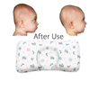 Infant Baby Pillow for Sleeping Neck Support Head Shaping Pillow Prevent Flat Head