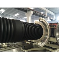 Double Wall Pipe Extruder-Double Wall Corrugated Pipe Extrusion Line-SBG-600