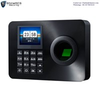 Biometric Fingerprint Time Attendance Recorder Access Control for Office