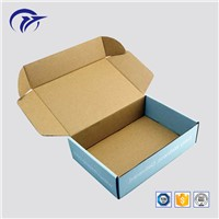 Colorful Offest Printing Tuck Top Corrugated Mail Shipping Box