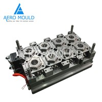 Thin Wall 8 Cavity Cup Plastic Injection Mould