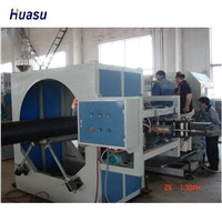 HDPE Huge Diameter Winding Pipe Making Machine