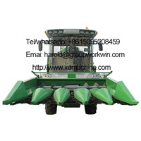 Sweet Corn Harvester Machine for Sale