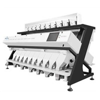 Black Beans Color Sorting Optical Sorter Machine for Beans Processing Industry
