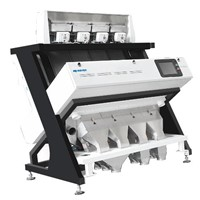 Coffee Color Sorter Beans Optical Sorter with LED Durable Lamps