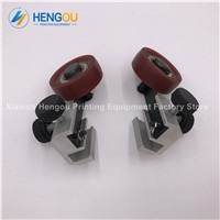 1 Pairs Printer Parts G40 426428429 L440 Delivery Rubber Wheel for KOMORI Printing Machine Parts
