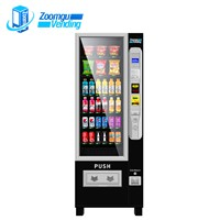 2018 Mini Automatic Combo Snack/Drink Vending Machine