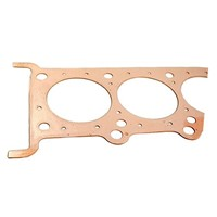 Copper Gaskets with Good Thermal Conductivity & Corrosion Resistance