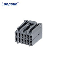 917978-6 178881-6 175442-6 917635-6 353492-6 Car Wire Connector 12 Pin Auto Connector