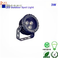 New Jieminglang JML-OSL-A03W LED Outdoor Spot Light 3W 3x2w