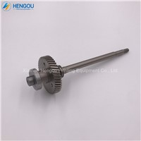 Stainless Steel Gear Shaft for Heidelberg SM52 PM52 Printing Machine MV. 022.730/01 MV. 101.755/02 G2.030.201 R2.030.207