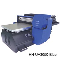 UV Flatbed Inkjet Printer, Multi Color Digital UV Printer