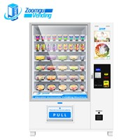 Zoomgu OEM/ODM Salad Vegetables Hot Food Vending Machine