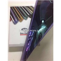 High Quality 1 Ply 1 Mil Glue Tinting Film for Car Glass