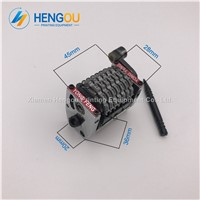 1 Piece GTO Printing Machine Parts 7 Digits Numbering Machine Horizontal Jump Mode 9012345... Forward