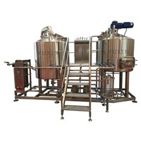 Beer Production Machinery Line 5000l