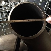 Pipe Fitting Flange Elbow Tee Reducing Pipe