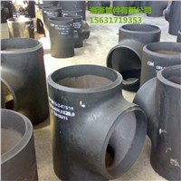 Tee TEE Steel Pipe Welding Three Links Pipe Fitting