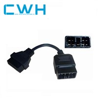 CWH Custom OBD Wire Harness Automotive Wiring Harness Assembly In Dongguan