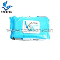 Environmental Fast Delivery Pet's Wet Wipes