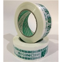 High Adhesion Custom Logo Printed BOPP Packing Tape / BOPP Packaging Tape