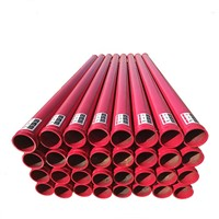 5''/6'' ST52 Concrete Delivery Pipe/Single Hardened Pipe