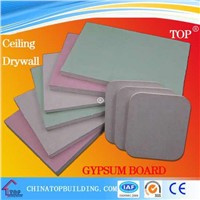 Standard Gypsum Board/Fireproof Gypsum Board/Waterproo
