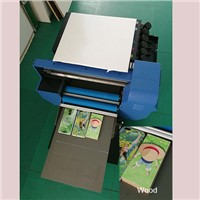 UV Flatbed Wood Printing Inkjet Machine