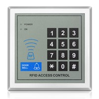 Attendance Machine, Access Controller, RFID Reader, Electric Lock, Power Supply, Exit Button.
